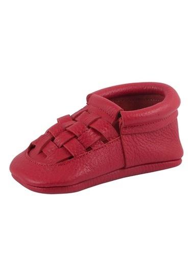 Moots Moots Kırmızı Gladyatör Ayakkabı Kırmızı